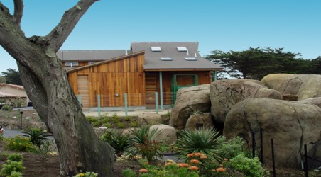 A New Home for Animals at the San Francisco Zoo.
