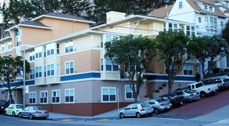 New Student Housing for UCSF.