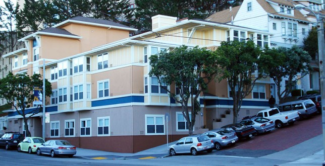 UCSF - 145 Irving Street Student Housing