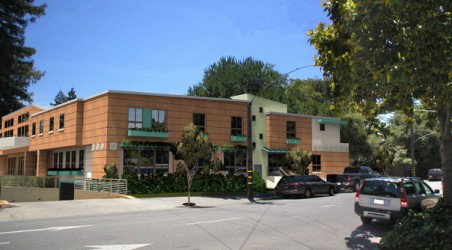 Palo Alto's Premier Senior Care Community.