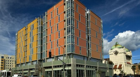 High-Quality, Eco-Friendly Structure Built in Downtown Oakland.