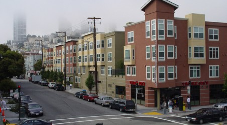New Affordable Housing Development for Families and Seniors in North Beach Neighborhood.