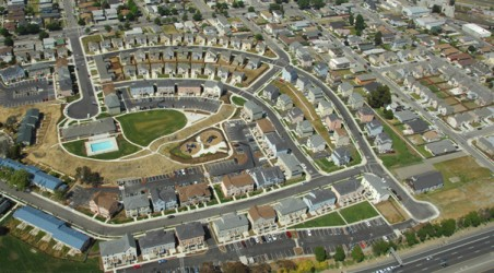 28-Acre Housing Development in Richmond.