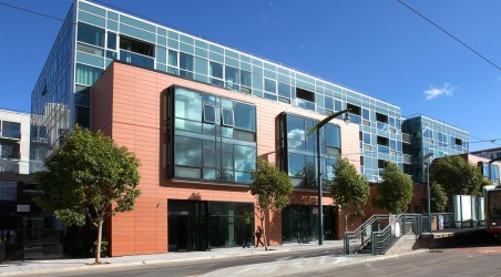 New Market-Rate Housing in San Francisco's Mission Bay Neighborhood.