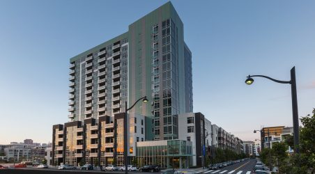 New 16-story tower in Mission Bay