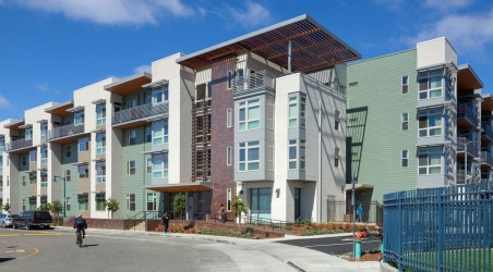 New senior housing in Oakland