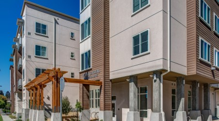 New affordable housing in El Cerrito