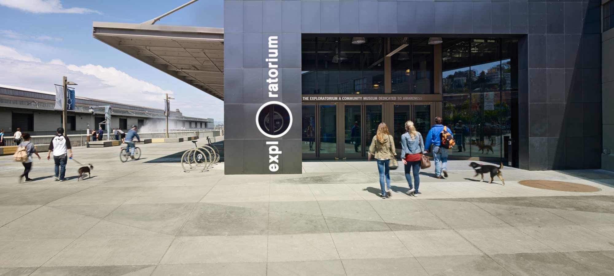 The Exploratorium San Francisco