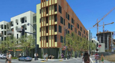 Affordable mixed-use residential/retail in Mission Bay