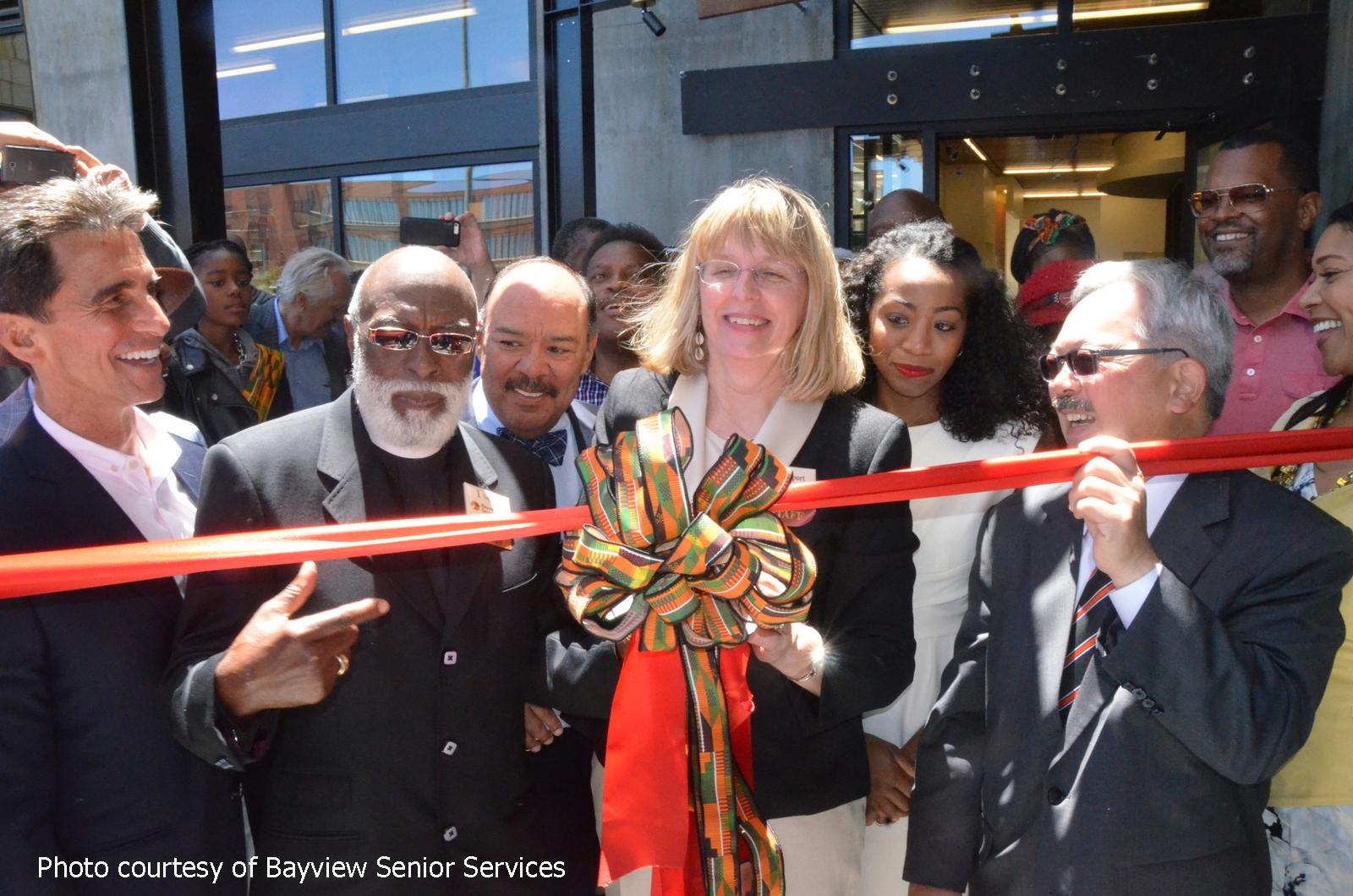 A Dream Come True at the Davis Senior Center and Residence