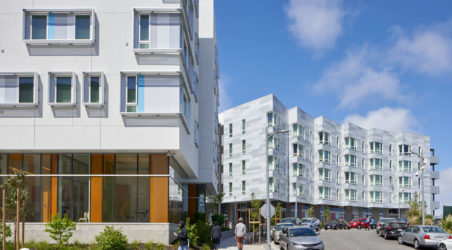 Affordable and Market-Rate Housing in the San Francisco Bayview District