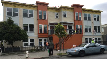 Renovation of 22 affordable housing buildings