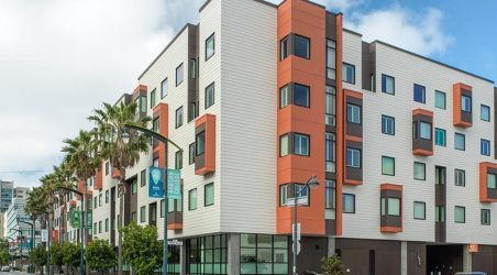 Temporary housing for up to 80 families nearby the UCSF Benioff Children's Hospital