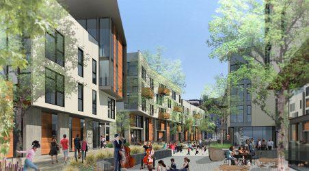 Market-rate apartments