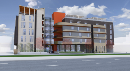 New affordable housing in Mountain View