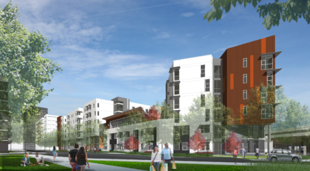 New affordable and senior housing